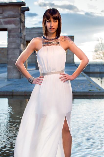 Egipto XXI Modelo Jennifer Romero