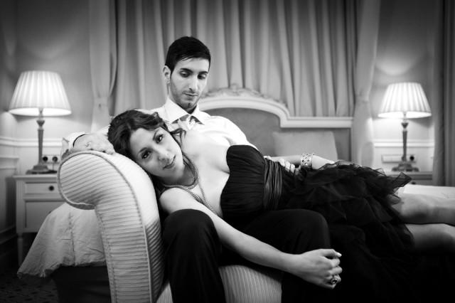 Suite Room Toletum Quimera Modelo: Natalia Madrid y Ruben Ortiz MUA: Samuel Miranda