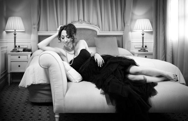 Suite Room Toletum Quimera Modelo: Natalia Madrid MUA: Samuel Miranda