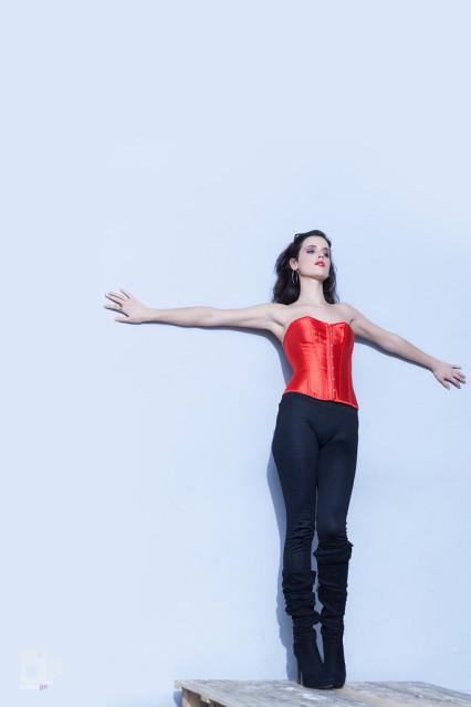 Sun Modelo: Rosa Frasquet