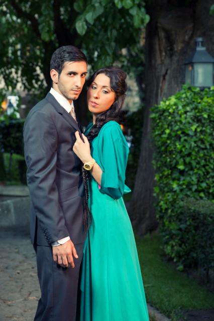 Toletum Quimera Modelo: Natalia Madrid y Ruben Ortiz MUA: Samuel Miranda
