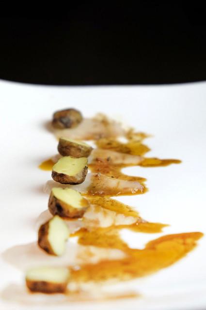 Foto gastronomica, Ricardo Sanz (KABUKI) #XT1 Fujifilm
