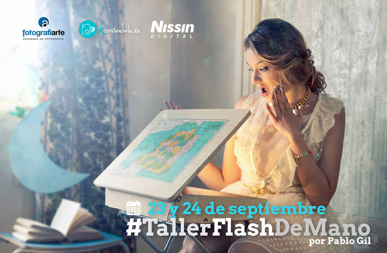 Taller de Flash de mano Madrid