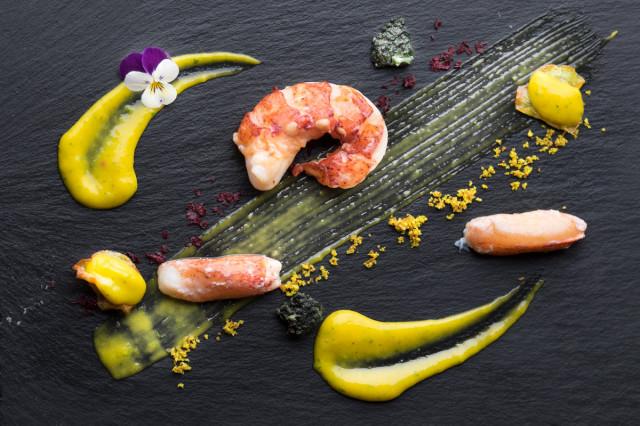 Chef, María Marte Restaurante 'Club Allard'