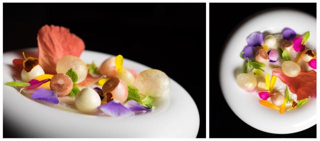 Flores Raras Chef Quique Dacosta RESTAURANTE Quique Dacosta Restaurante #Fotogastronomica #esFujifilmX #XT1