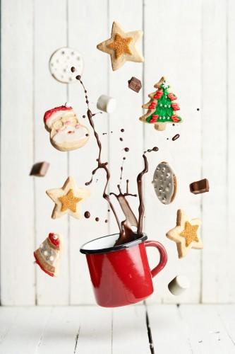 Postres Ligeros - La Navidad está en el aire