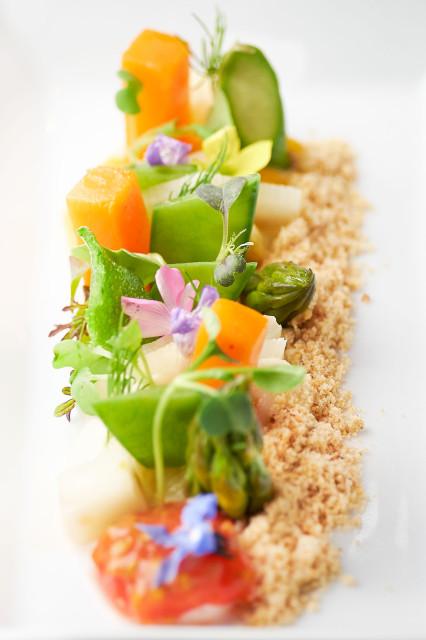 Foto gastronomica, Chef Mario Sandoval (COQUE) #XT1 Fujifilm