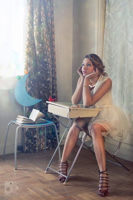 Ensoñación Modelo: Rocio Mancheño