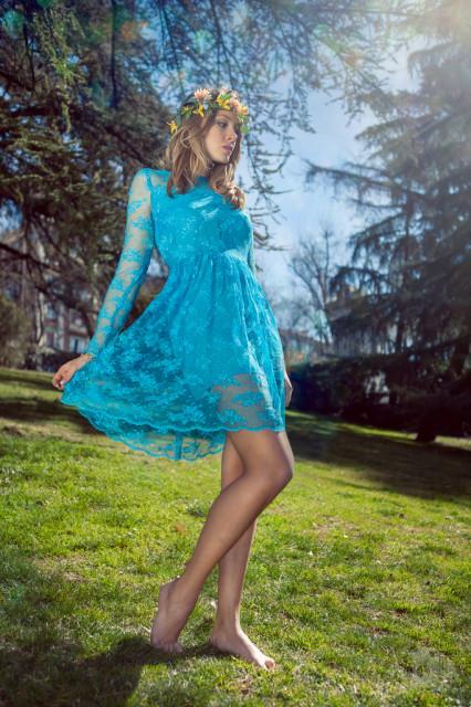 Rosaleda Modelo: Rocio Mancheño