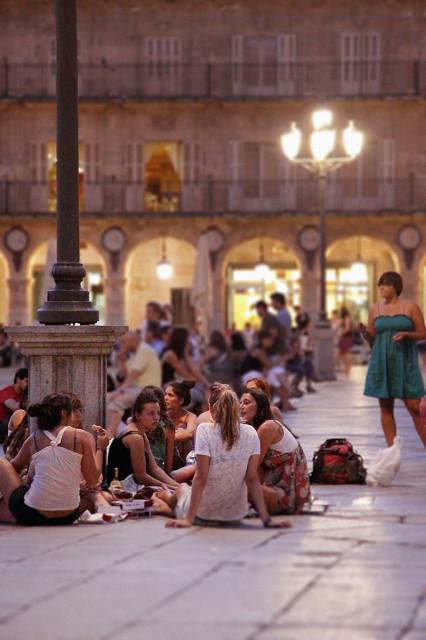 "No solo ""guiris"" Salamanca"