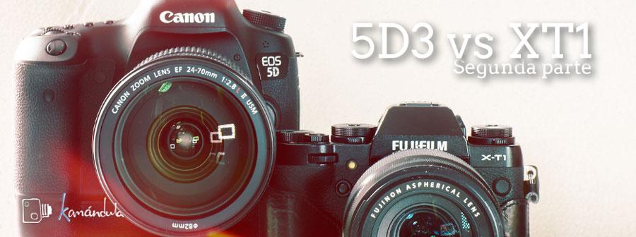 Canon vs Fuji X
