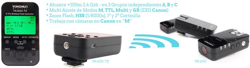YN 622C TX review