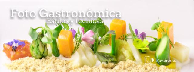 Fotografia gastronomica tecnicas y estilos