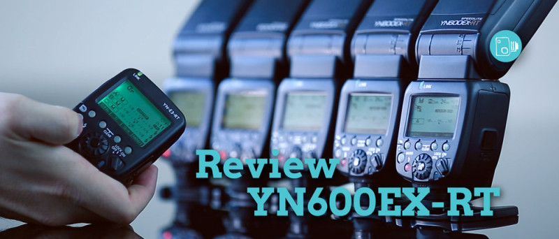Yongnuo YN 600EX-RT Review Español