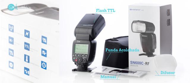 Flash SN600C-RF Producto