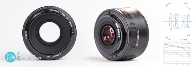 YN50mm18F