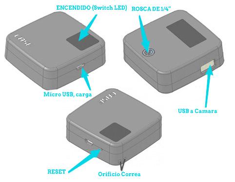 Tech Data Case Remote wifi DSLR Review