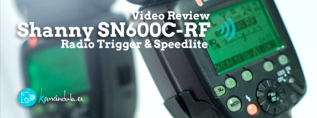 Video Review SN600C-RF Español