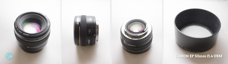 Foto Canon EF 50mm f14
