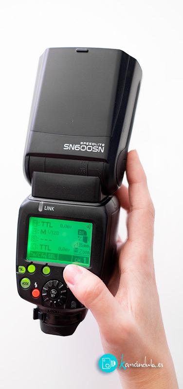 Shanny SN600SN Master Nikon Speedlite
