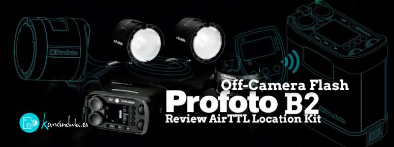 Review Profoto B2 en Español