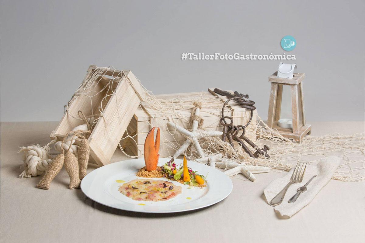 Foto gastronomica Taller kamandula Bodegon