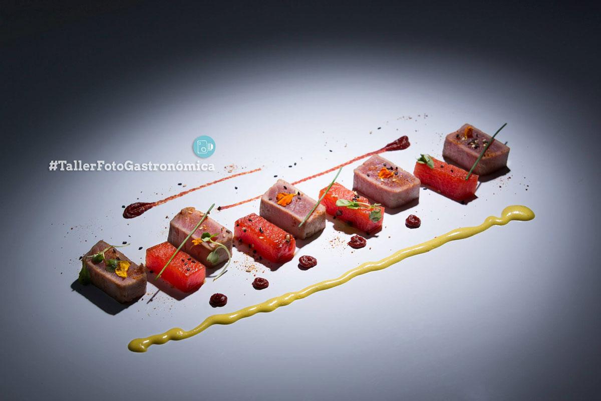 Foto gastronomica