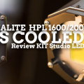 HPL 1600 200 Review Focos LED Bowens