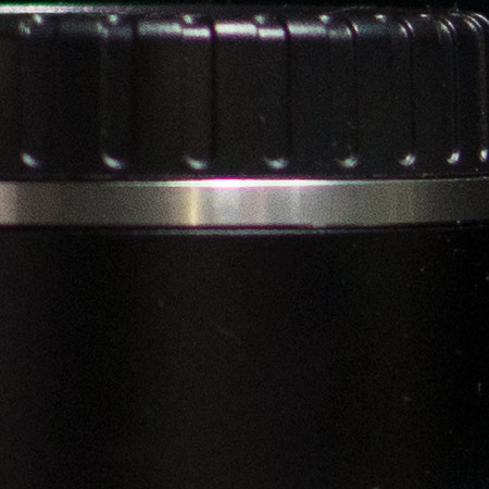 Xeen Crop 100% Aberraciones cromaticas