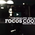 Video Focos LED cromalite making of harcourt