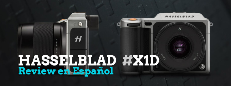 Review Español Hasselblad X1D