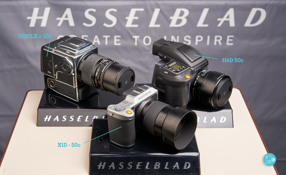Hasselblad X1S H6D 533 Medium Format Review