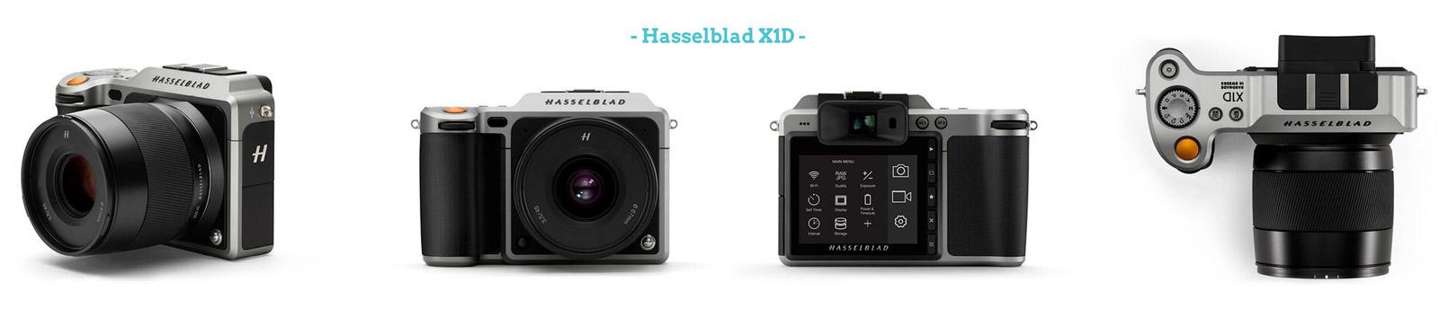 Diseño Desing Hasselblad X1D