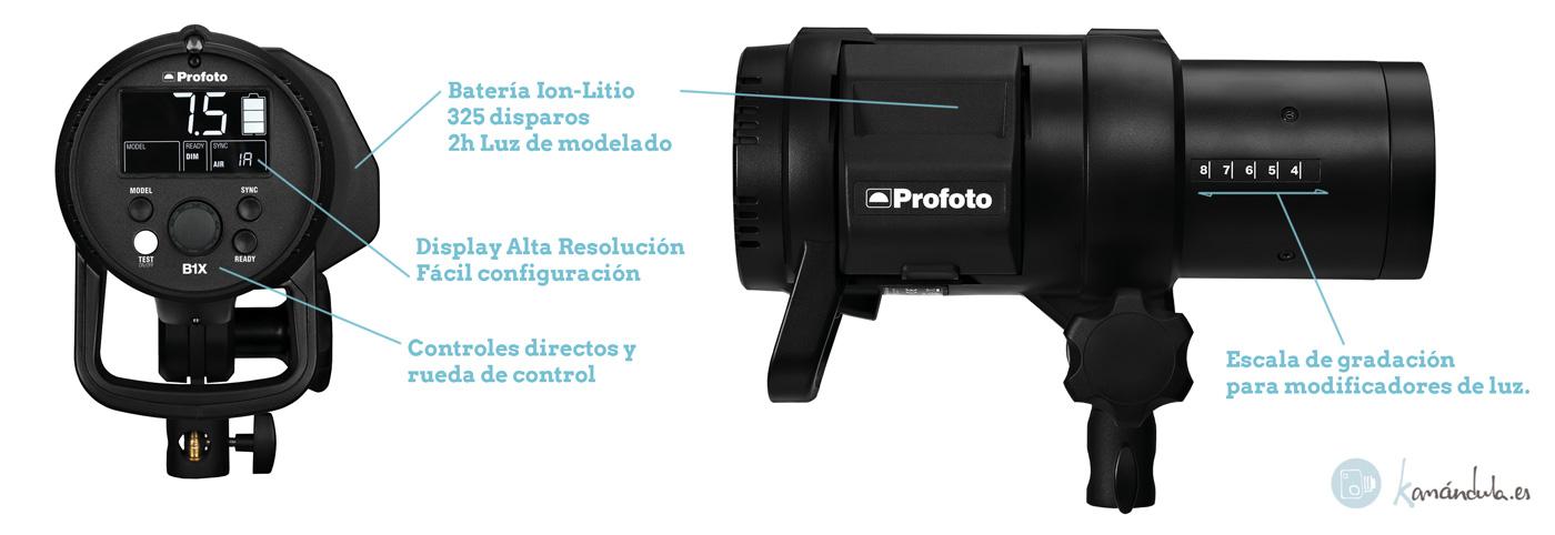 Profoto B1X Review Español