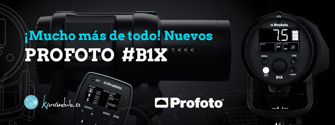 Profoto B1X Español Primer vistazo