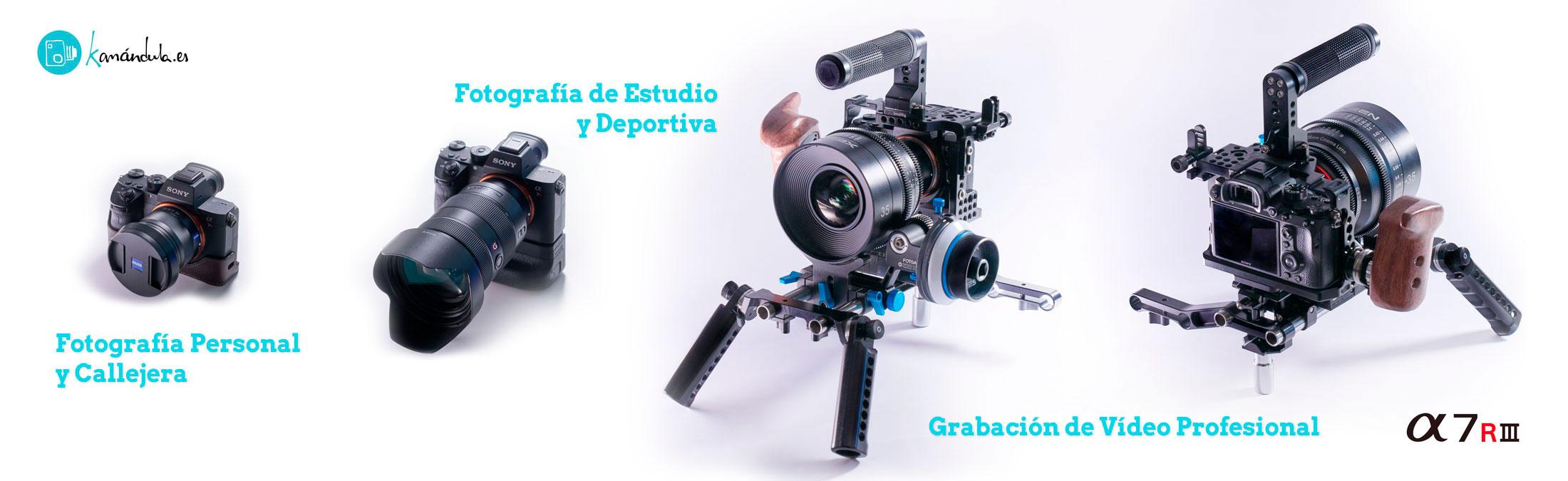 REVIEW A7RIII Español Video HDR